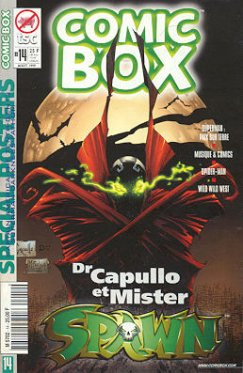 Comic Box vol 1 # 14