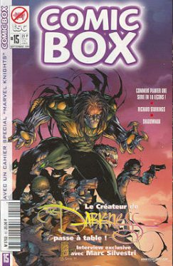 Comic Box vol 1 # 15