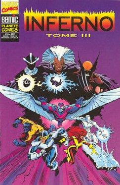 Planete Comics # 04-06 : Inferno