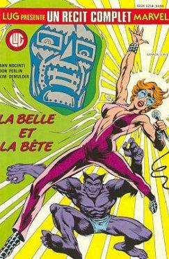 Recit Complet Marvel : La Belle et la Bete