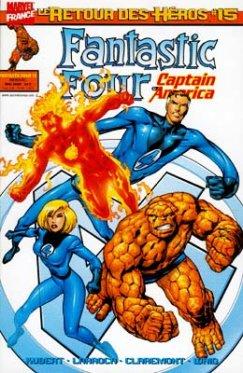 Fantastic Four vol 2 # 15