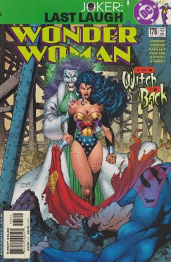 Wonder Woman vol 2 # 175