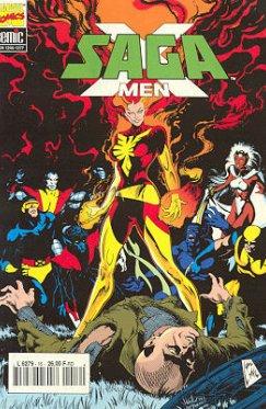 X-Men Saga # 16
