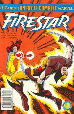Recit Complet Marvel : Firestar