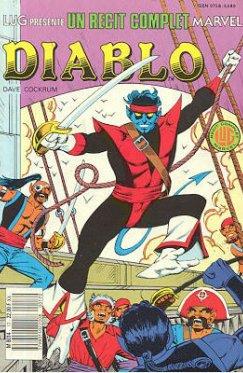 Recit Complet Marvel : Diablo