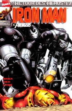Iron Man vol 2 # 17