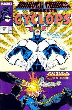 Marvel Comics Presents # 017-024