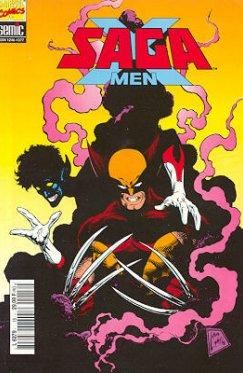 X-Men Saga # 18
