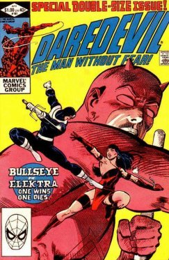 Daredevil # 181