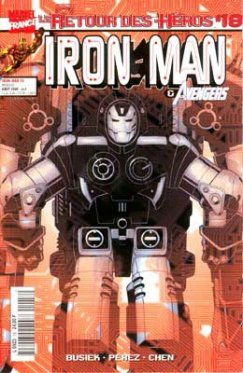 Iron Man vol 2 # 18