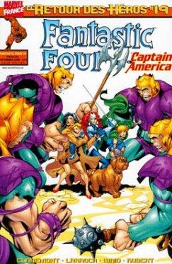 Fantastic Four vol 2 # 19