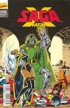X-Men Saga # 19