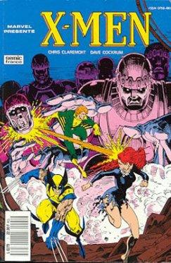 X-Men Saga # 01