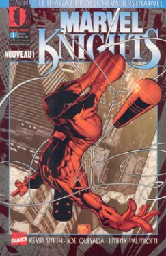 Marvel Knights # 01