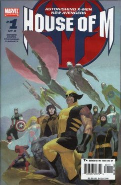 House of M # 1