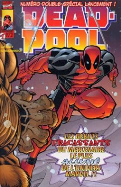 Deadpool # 001
