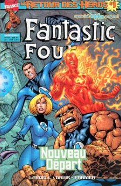 Fantastic Four vol 2 # 01