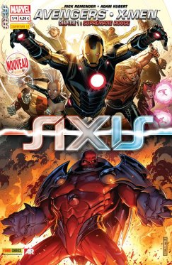 Axis # 1-4