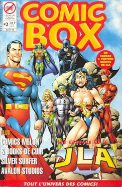 Comic Box vol 1 # 02