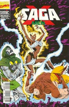 X-Men Saga # 20