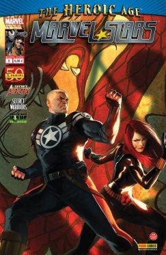 Marvel Stars # 05