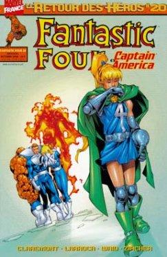 Fantastic Four vol 2 # 20