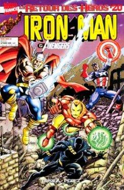 Iron Man vol 2 # 20