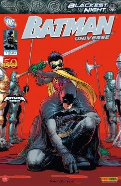 Batman Universe # 07