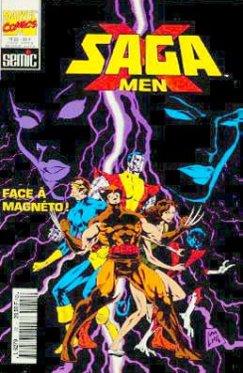 X-Men Saga # 22