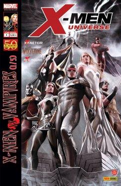 X-Men Universe # 04