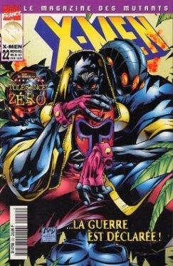 X-Men # 22