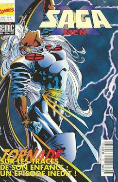 X-Men Saga # 23