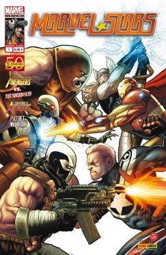 Marvel Stars # 07