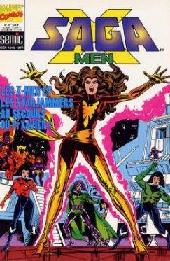 X-Men Saga # 25