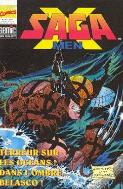 X-Men Saga # 26