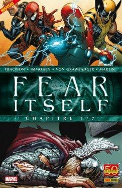 Fear Itself # 1
