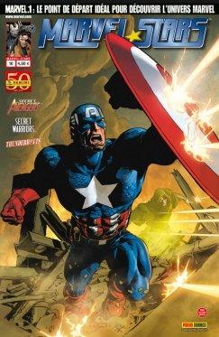Marvel Stars # 10