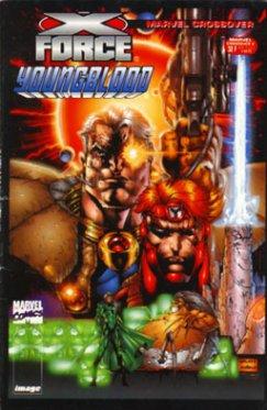 Marvel Crossover # 2