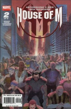 House of M # 2