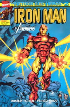 Iron Man vol 2 # 02