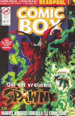 Comic Box vol 1 # 03