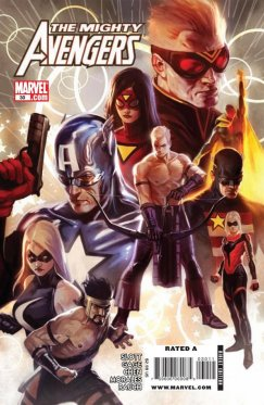 Mighty Avengers # 30
