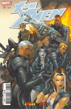 X-Treme X-Men # 31