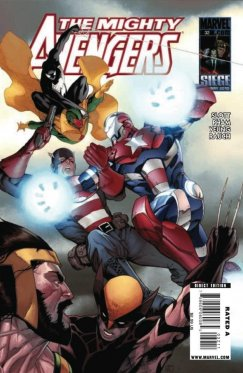 Mighty Avengers # 32