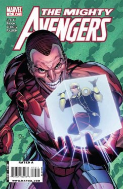 Mighty Avengers # 33