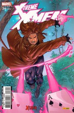 X-Treme X-Men # 34