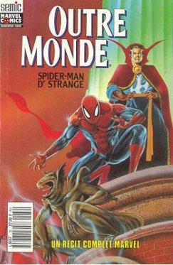 Recit Complet Marvel : Outre Monde
