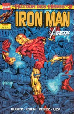 Iron Man vol 2 # 03