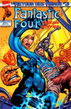 Fantastic Four vol 2 # 03