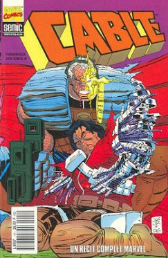 Recit Complet Marvel : Cable